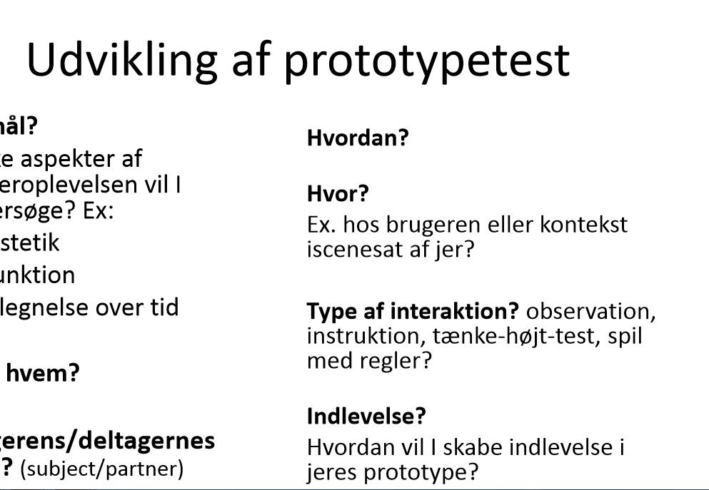 Prototypetest